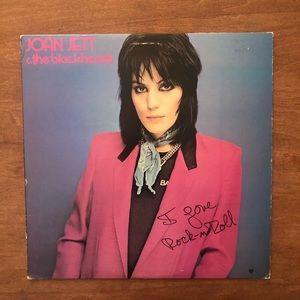 Joan Jett I Love Rock n Roll Vinyl Album